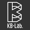山梨県パーソナルジム・KB-Lab.のロゴ