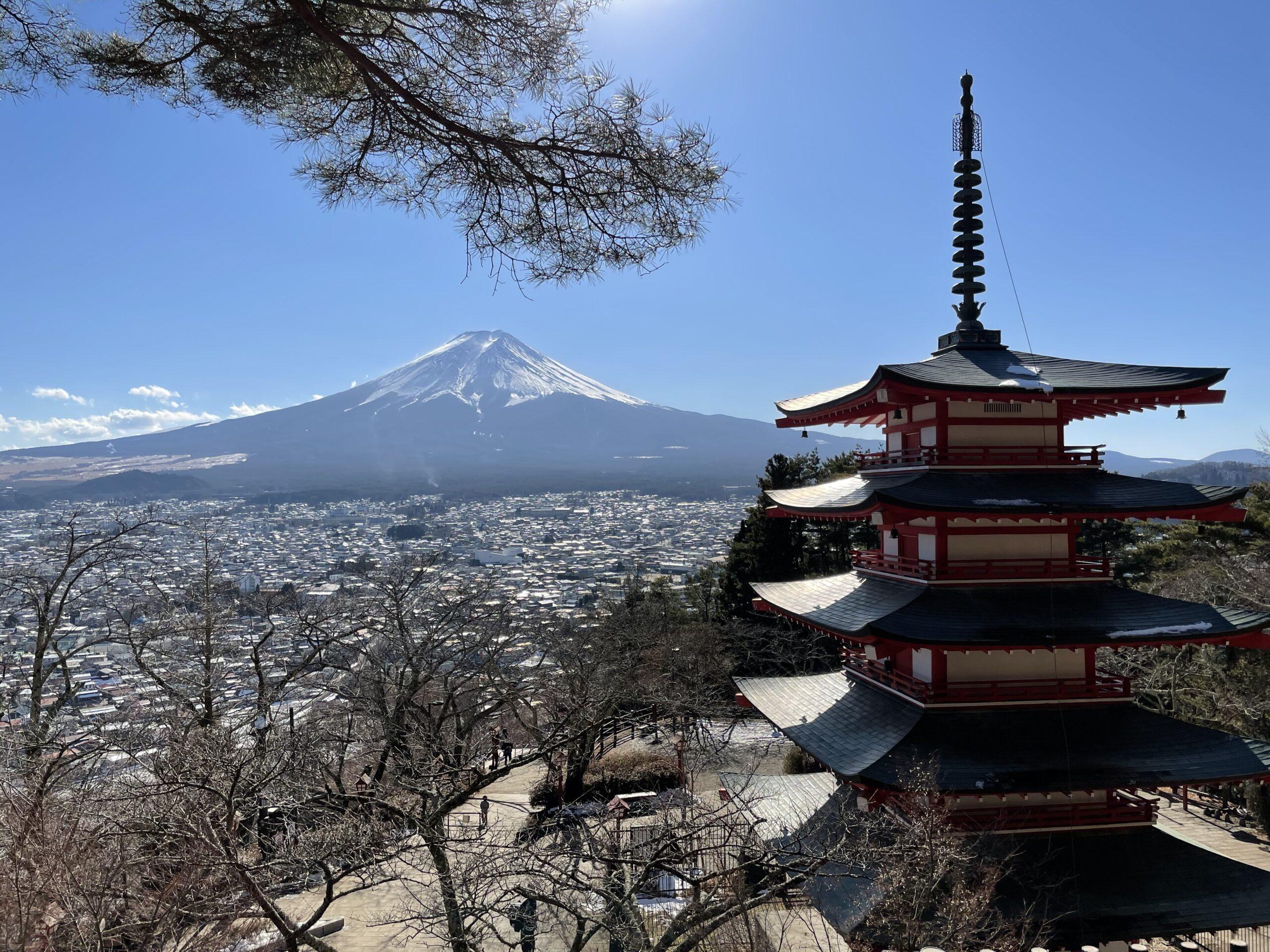 山梨県甲府市パーソナルジム 富士山